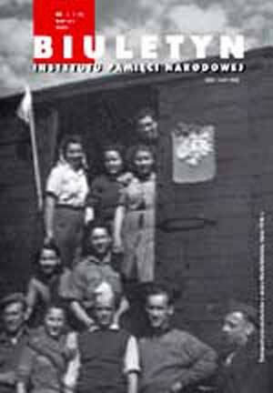 Biuletyn IPN nr 14 (3) / 2002 - okładka książki