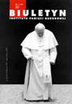 Biuletyn IPN nr 18 (7) / 2002 - okładka książki