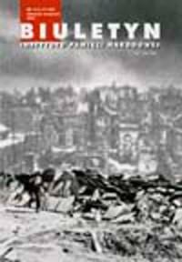 Biuletyn IPN nr 19-20 (8-9) / 2002 - okładka książki