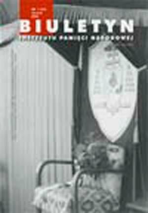 Biuletyn IPN nr 24 (1) / 2003 - okładka książki