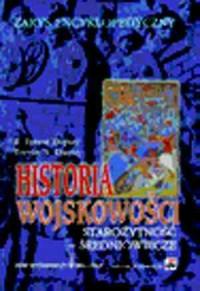 Historia wojskowości. Zarys encyklopedyczny. - okładka książki