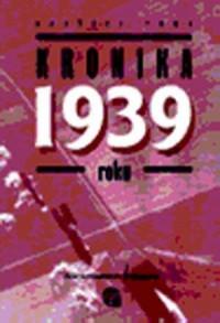 Kronika 1939 roku - okładka książki