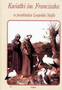 Kwiatki św. Franciszka - okładka książki
