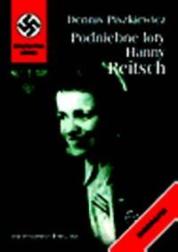 Podniebne loty Hanny Reitsch - okładka książki