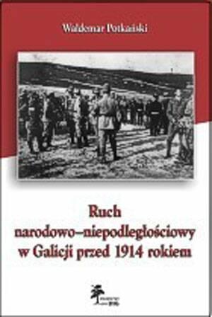Ruch narodowo-niepodległościowy - okładka książki