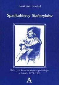 Spadkobiercy Stańczyków. Doktryna - okładka książki