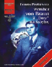 Werner von Braun - okładka książki