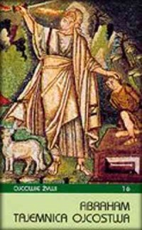 okładka książki - Abraham - tajemnica ojcostwa