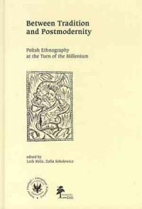 Between Tradition and Postmodernity - okładka książki
