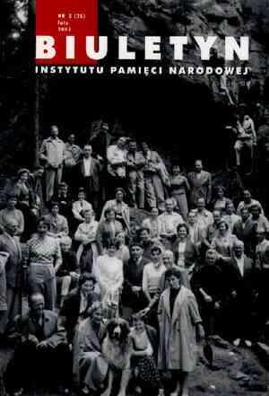 Biuletyn IPN nr 25 (2) / 2003 - okładka książki