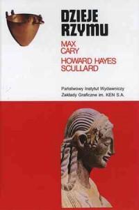 Dzieje Rzymu. Tom 1-2 - okładka książki
