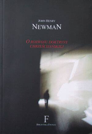 O rozwoju doktryny chrześcijańskiej - okładka książki