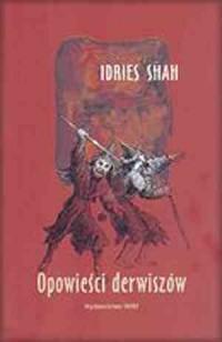 Opowieści derwiszów - okładka książki