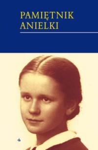 Pamiętnik Anielki - okładka książki