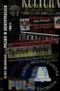 Polska w komentarzach. Tom 2 - okładka książki
