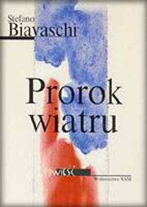 Prorok wiatru - okładka książki
