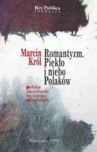 Romantyzm. Piekło i niebo Polaków - okładka książki