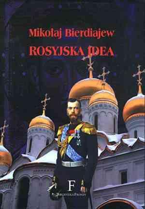 Rosyjska idea - okładka książki