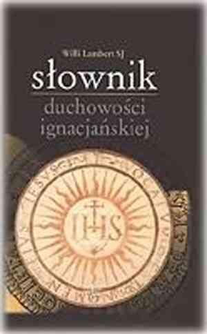 Słownik duchowości ignacjańskiej - okładka książki