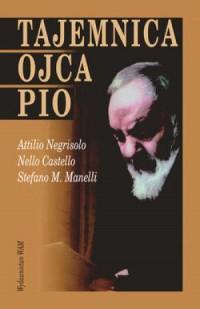 Tajemnica Ojca Pio - okładka książki