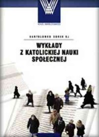 Wykłady z katolickiej nauki społecznej - okładka książki