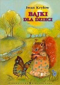Bajki dla dzieci - okładka książki