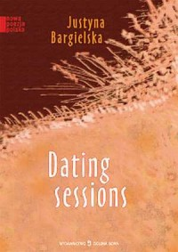 Dating sessions - okładka książki