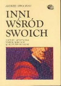 Inni wśród swoich. Kultury artystyczne innych narodów w kulturze Polaków - okładka książki