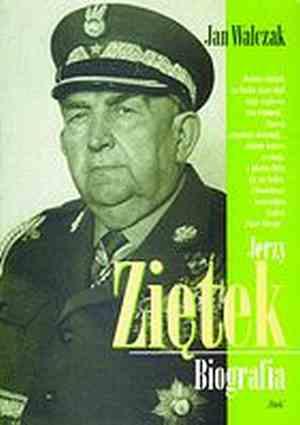 Jerzy Ziętek. Biografia Ślązaka - okładka książki