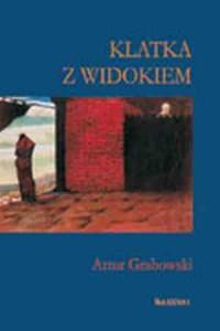 Klatka z widokiem - okładka książki