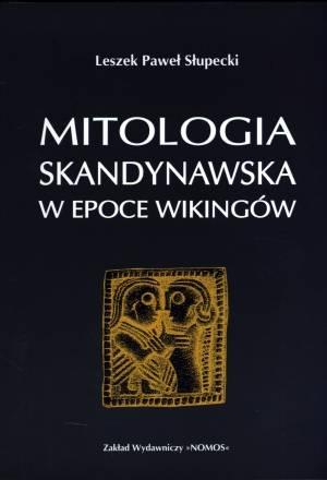 Mitologia skandynawska w epoce - okładka książki