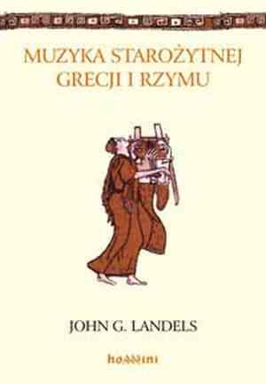 Muzyka starożytnej Grecji i Rzymu - okładka książki