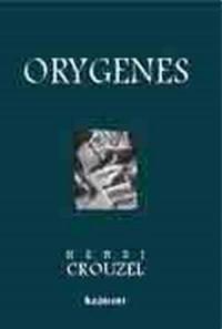 Orygenes - okładka książki