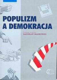 Populizm a demokracja - okładka książki