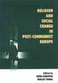 Religion and Social Change in Post-communist - okładka książki
