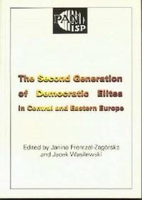 The Second Generation of Democratic - okładka książki