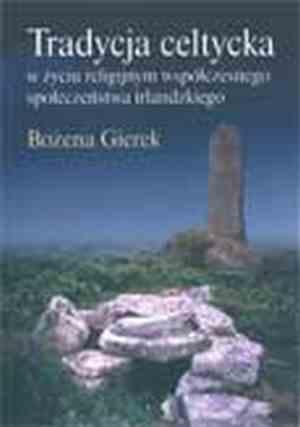 Tradycja celtycka w życiu religijnym - okładka książki
