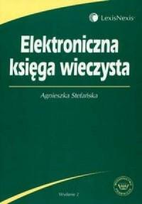 Elektroniczna księga wieczysta - okładka książki
