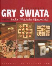Encyklopedia. Gry Świata według Lecha i Wojciecha Pijanowskich (+ CD-ROM) - okładka książki