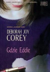 Gdzie Eddie - okładka książki