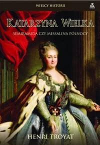 Katarzyna Wielka - okładka książki