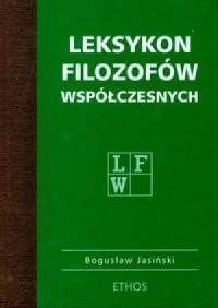 Leksykon filozofów współczesnych - okładka książki