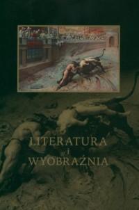 Literatura i wyobraźnia - okładka książki