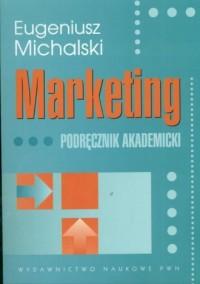 Marketing Podręcznik akademicki - okładka książki