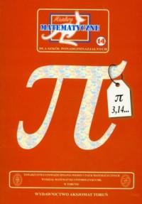 Miniatury matematyczne 14. Szkoła - okładka książki