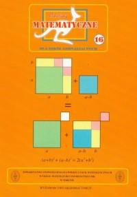 Miniatury matematyczne 16. Dla - okładka książki