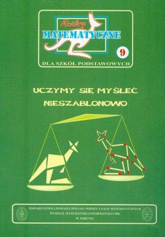 Miniatury matematyczne 9. Dla szkół - okładka książki