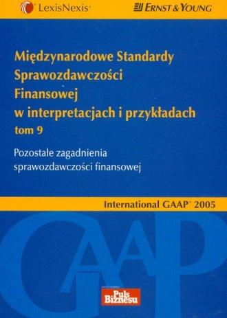 MSSF w interpretacjach i przykładach. - okładka książki