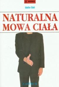 Naturalna mowa ciała - okładka książki