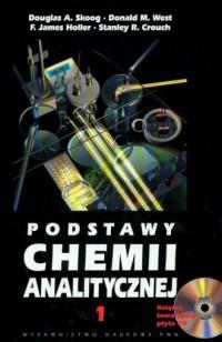 Podstawy chemii analitycznej. Tom 1 (+ CD) - okładka książki